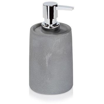 MV Cement Standing Pump Liquid Soap Lotion Dispenser Bath