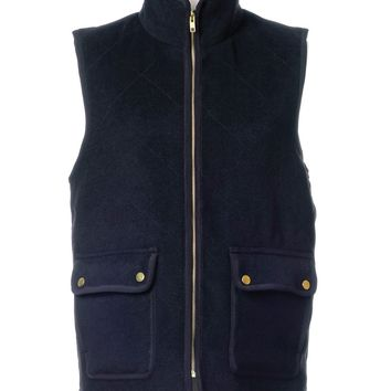 Toss Quilted Vest