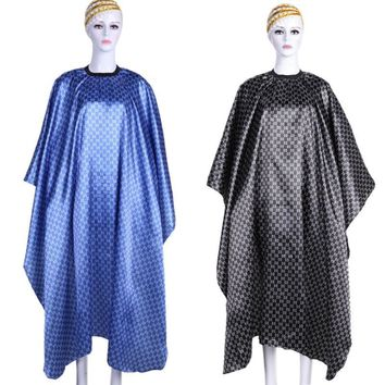 1pcs Good Quality Hairdresser Apron Cutting Hair Waterproof Cloth Salon Barber Cape Hairdressing Haircut Umbrella Capes