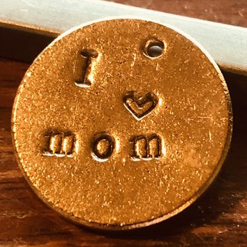 A Teeny Tiny Reminder: I ❤️ mom