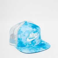 Nike Air Snapback in Tie Dye