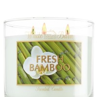 3-Wick Candle Fresh Bamboo