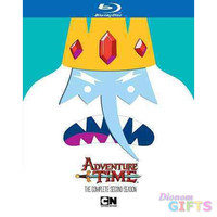 ADVENTURE TIME:COMPLETE SECOND SEASON