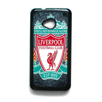 Liverpool FC Football For HTC ONE M7/HTC ONE M8/HTC ONE M9 Phone case ZG