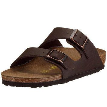Birkenstock Arizona Birko-flor Narrow Womens Sandals