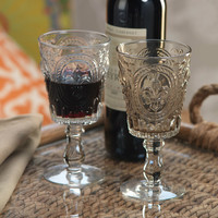 Firenze Wine Glasses - Set of 6