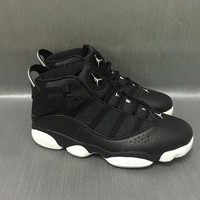 Best Deal Online Nike Air Jordan 6 Rings Men Women Sneakers