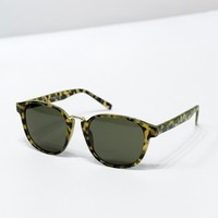Yellow and Black Tortoise Shell Sunglasses