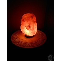 Himalayan Salt Lamp (Natural Formation)