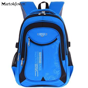 New Fashion High Quality Oxford Children School Bags Backpacks Brand Design Teenagers Best Students Travel Waterproof Schoolbag