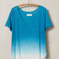 Dipped Horizon Tee by Velvet by Graham and Spencer
