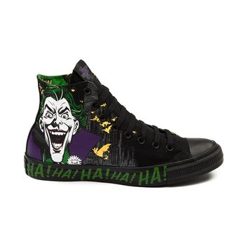 Converse All Star Hi Joker Sneaker, Black, at Journeys Shoes