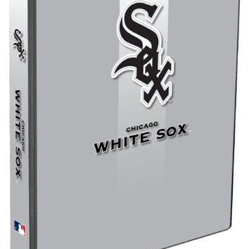 Perfect Timing Turner Chicago White Sox 3 Ring Binder, 1-Inch (8180355)
