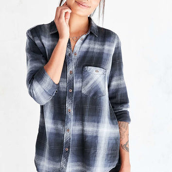 BDG Polly Flannel Button-Down Shirt | Urban Outfitters