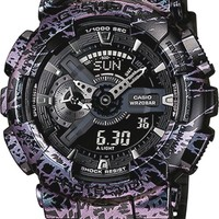 G-Shock GA110PM-1A Polarized Color Watch