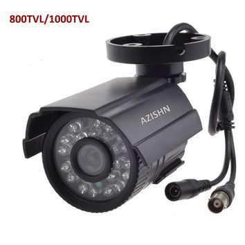 CCTV Camera  800TVL/1000TVL  IR Cut Filter 24 Hour Day/Night Vision