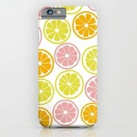 Cute Citrus iPhone & iPod Case by heartlocked