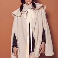 Madeleine Cape Coat