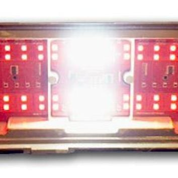 1969 Pontiac Firebird Sequential LED Tail Lights with Reverse