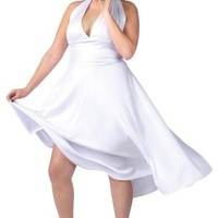 Women's Marilyn Monroe Deluxe Classic Adult Plus Costume