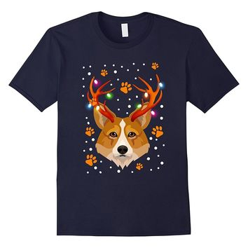 Funny dog Corgi christmas Shirt- Corgi christmas gifts