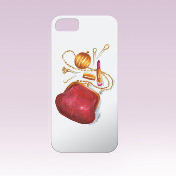 Vintage Make-up Iphone Case, Iphone 6 case , Iphone 5 case, Iphone 4 case, custom iphone cover