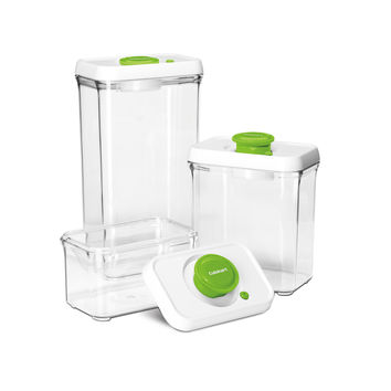 Cuisinart Canister Set (3 PC) - Green