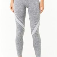 Active Chevron Panel Leggings