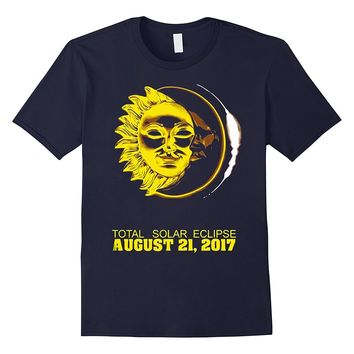 TOTAL SOLAR ECLIPSE AUGUST 2017 SHIRT NASA SCIENCE