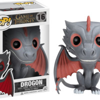 Game of thrones Drogon Pop Vinyl Figure