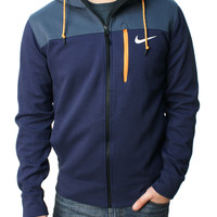 Nike Men's AV15 Fleece Full Zip Hoodie