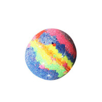 Cannabis Flower Scented Bath Bomb