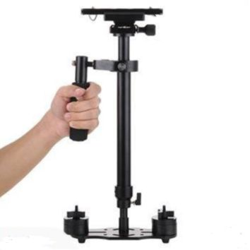 Pro Durable Aluminum S40 Handheld Stabilizer For Canon 5D2 DSLR Video Camera
