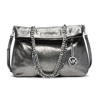 MICHAEL Michael Kors Large Lacey Fold-Over Tote