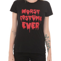 Worst Costume Ever Girls T-Shirt