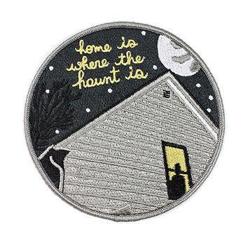 Home Is Where The Haunt Is Patch