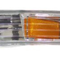 acura integra 98-01 front bumper / park signal lamps/lights/ amber euro performance 1 set rh & lh 1998,1999,2000,2001