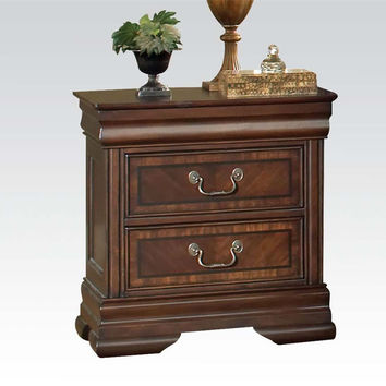 Hennessy Night Stand - 19453 Free Shipping