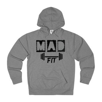 MAD Fit Unisex French Terry Hoodie