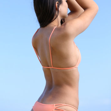 ACACIA SWIMWEAR - Maui Bottom / Melon - Melon /
