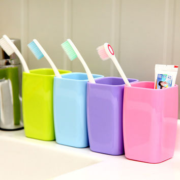 Sweets Thicken Cup Plastic Mug [6395703812]