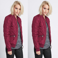 Hot Sale With Pocket Zippers Jacket [9296765828]