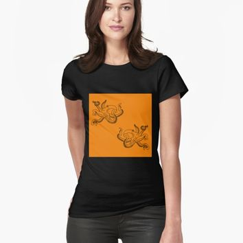 'Octopus' T-shirt by VibrantVibe