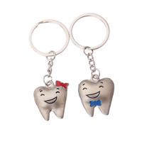 Gift Trendy Creative Functional Great Deal Hot Sale New Arrival Teeth Gifts Keychain [11496558543]