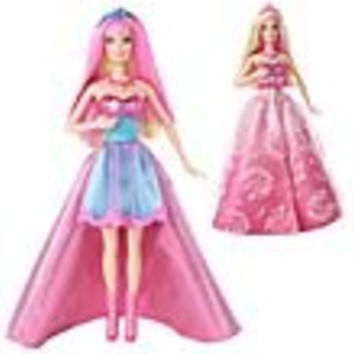Barbie Princess and the Popstar Tori 2 in 1 Doll
