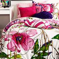 Teen Vogue Bedding, Flora and Fauna Comforter Sets - Teen Vogue - Bed & Bath - Macy's