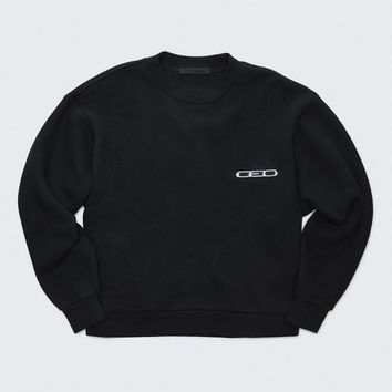Alexander Wang CEO PULLOVER TOP | Official Site