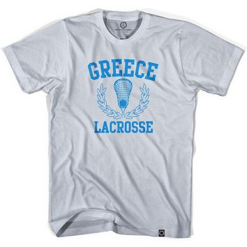Greece Lacrosse T-shirt