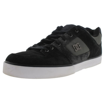 DC Shoes Mens Pure SE Skateboarding Shoes