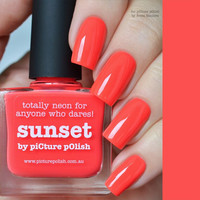 Picture Polish Sunset Nail Polish